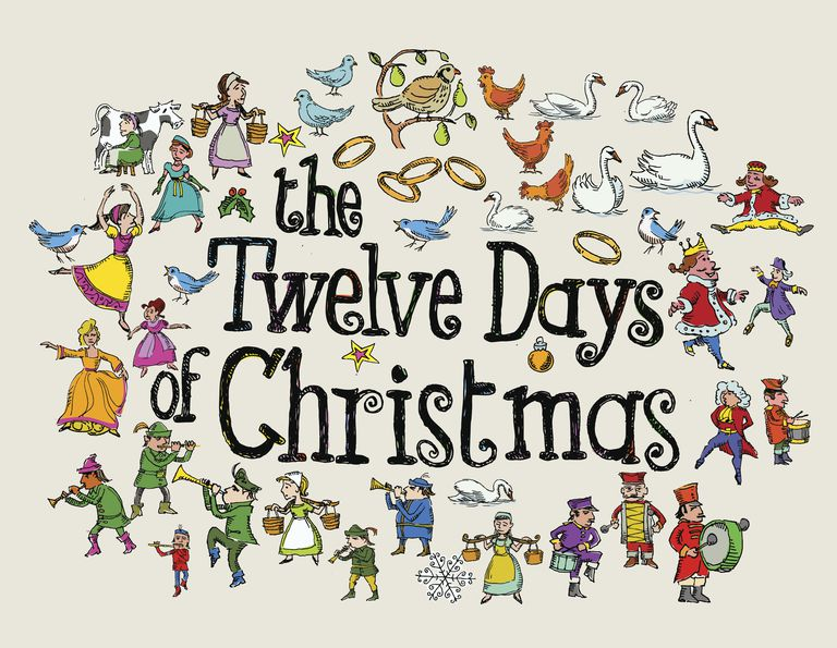 The 12 Days of Christmas!!!